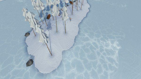 高山滑雪模拟器游戏安卓手机版图片1