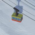 高山滑雪模拟器游戏安卓手机版 v1.018