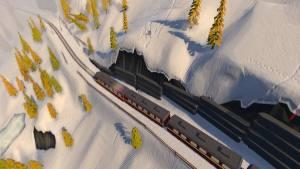 高山滑雪模拟器手机版图2