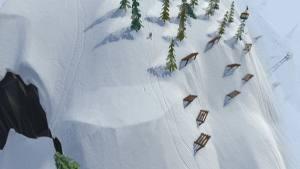 高山滑雪模拟器手机版图3