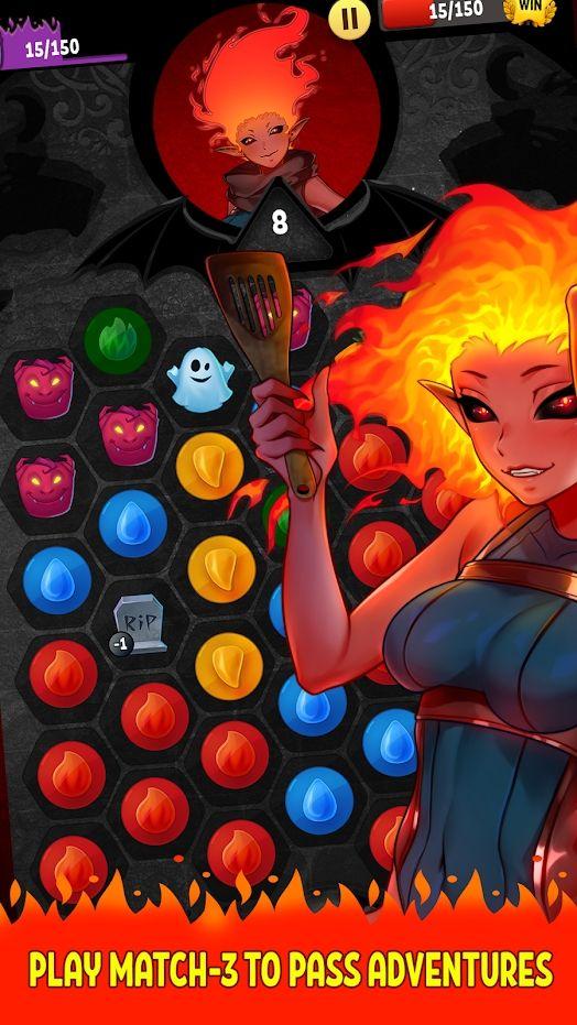 日期地狱罪恶之谜游戏中文版官网版下载图1: