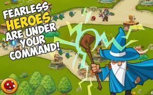 塔防魔法任务游戏安卓中文版下载(Magic Quest)图片1