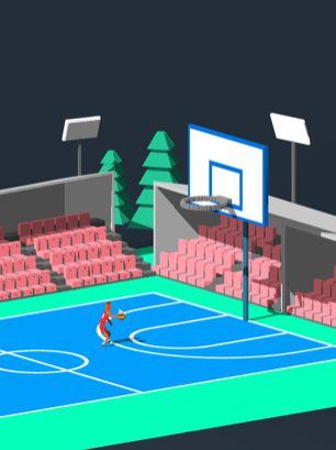 Hyper Basketball游戏安卓版下载图片1