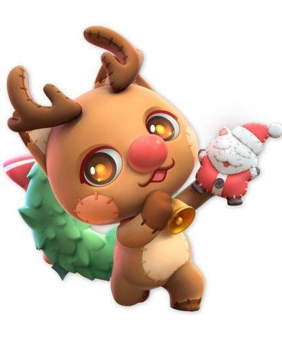 一起来捉妖麋鹿暖喵怎样配?圣诞麋鹿暖喵基因配方合成方法介绍[视频][多图]图片2