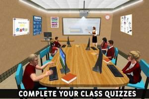虚拟宿舍生活模拟器破解版图4