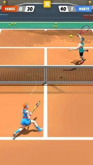 世界网球Online2020圣诞节版图3