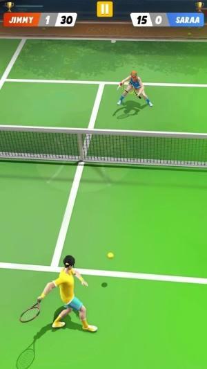 世界网球Online2020圣诞节版图2
