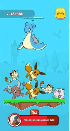 宝可梦塔防之战游戏官方中文版(Pokemon tower Battle )图片1