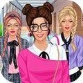 时尚大学女生游戏