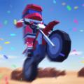 竞速摩托赛游戏