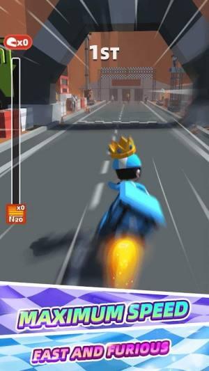 竞速摩托赛游戏图3