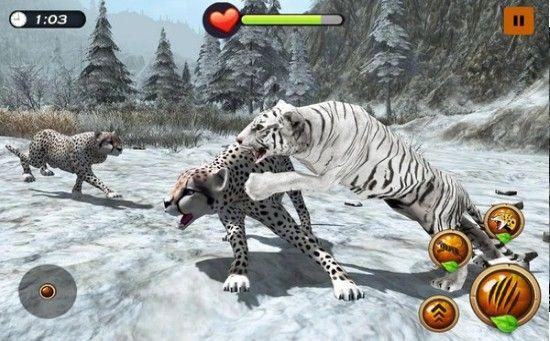 北极虎模拟器游戏安卓官方版图4: