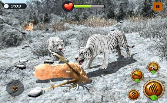 北极虎模拟器游戏安卓官方版图1: