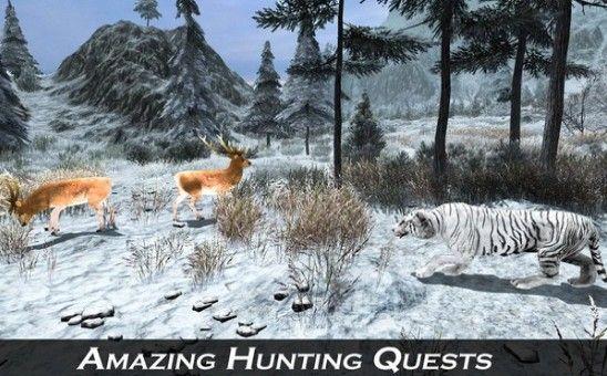 北极虎模拟器游戏安卓官方版图3: