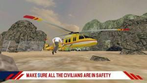 爆炸直升机游戏图2