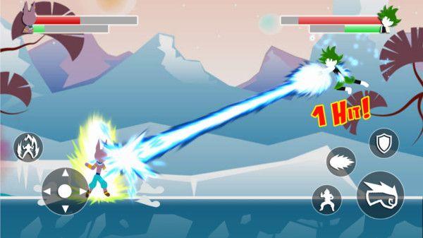 火柴龙珠对决游戏官方正版下载图1: