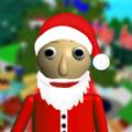 圣诞节的巴迪老师游戏