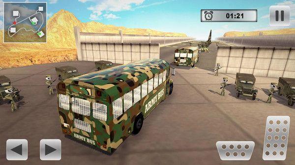火柴人军队运输游戏中文手机版下载图片3