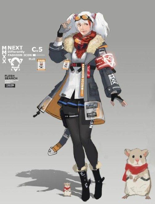 明日之后3套新时装好不好看?漂亮护士与可爱冬装及未来战斗新时装攻略[视频][多图]图片2