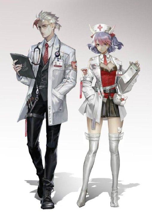 明日之后3套新时装好不好看?漂亮护士与可爱冬装及未来战斗新时装攻略[视频][多图]图片1