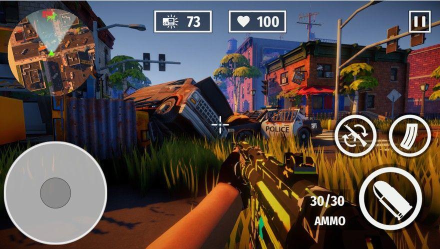 SWAT Duty游戏官方中文版图1: