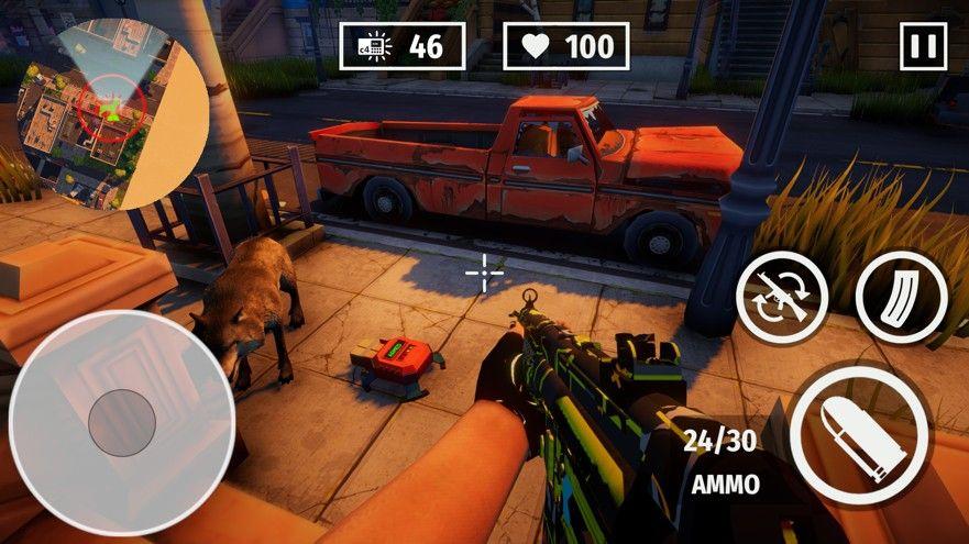 SWAT Duty游戏官方中文版图2: