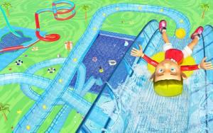 竞技场水上射击游戏图1