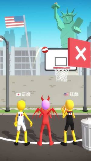 移动篮筐游戏图3