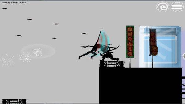 矢量忍者跑酷3游戏中文版汉化下载图片3