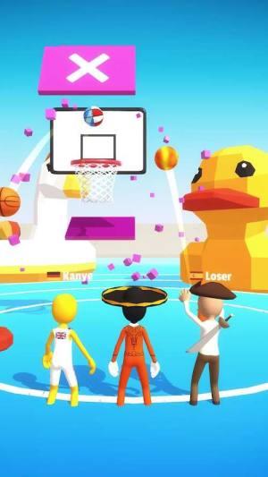 移动篮筐游戏图4