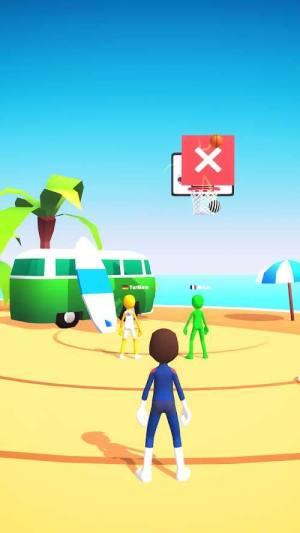 移动篮筐游戏图1
