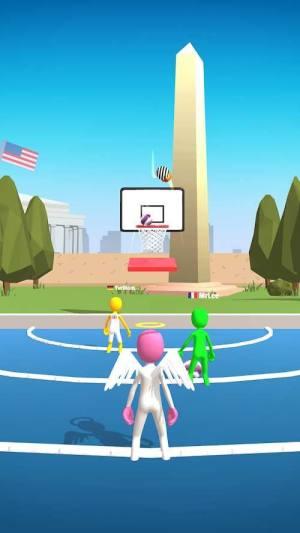 移动篮筐游戏图2