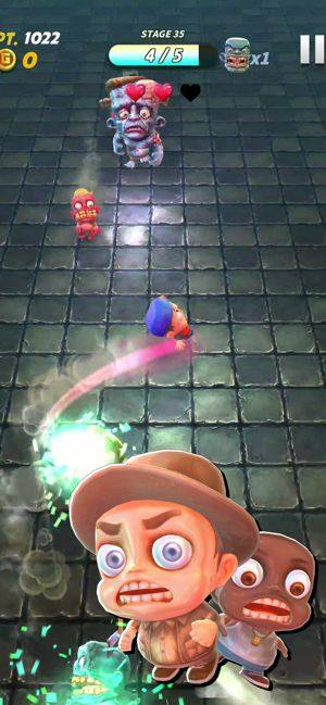 僵尸追逐生存奔跑者游戏图3