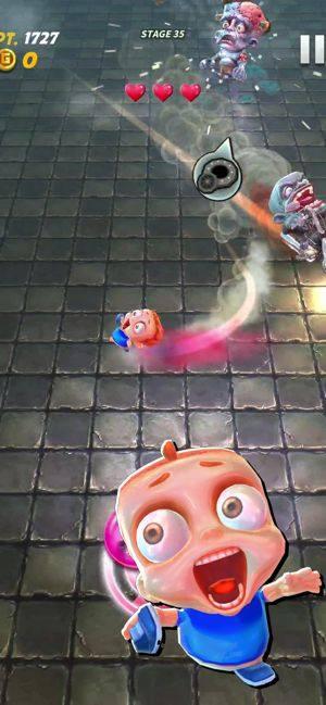 僵尸追逐生存奔跑者游戏图1