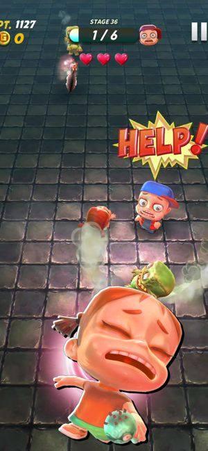 僵尸追逐生存奔跑者游戏图2