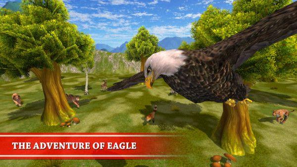 野鹰生存模拟器中文破解版下载图片1
