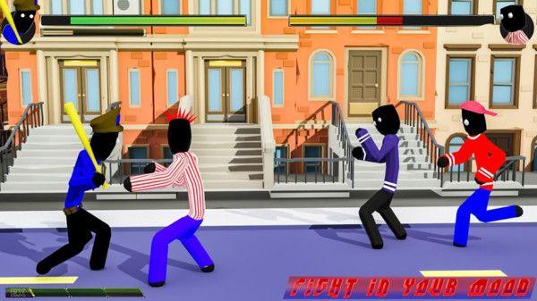 火柴人街头对决无限金币破解版图片3