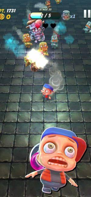 僵尸追逐生存奔跑者游戏图4