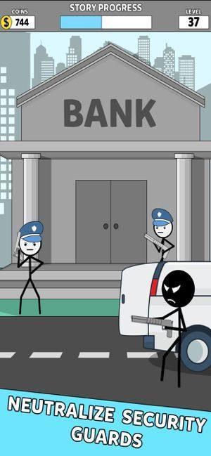 银行抢劫词语之谜游戏图3