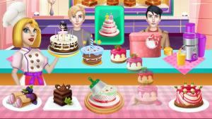 生日派对蛋糕厂游戏图3