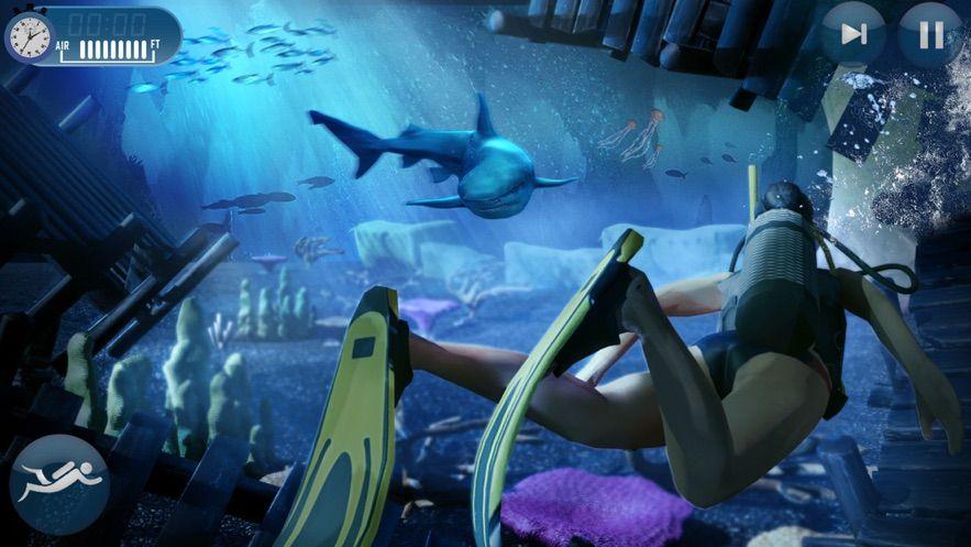筏生存3D海洋游戏官方安卓版下载图片4