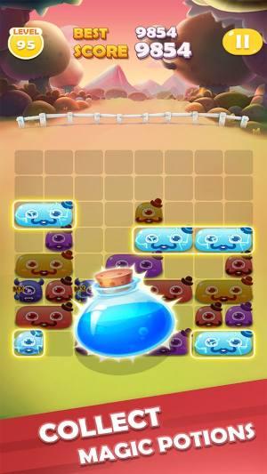 滑动怪物游戏最新版手机下载图片2