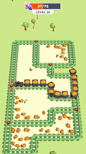 火车矿工游戏图2