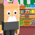 喵喵超市游戏无限猫玉破解版下载 v1.0