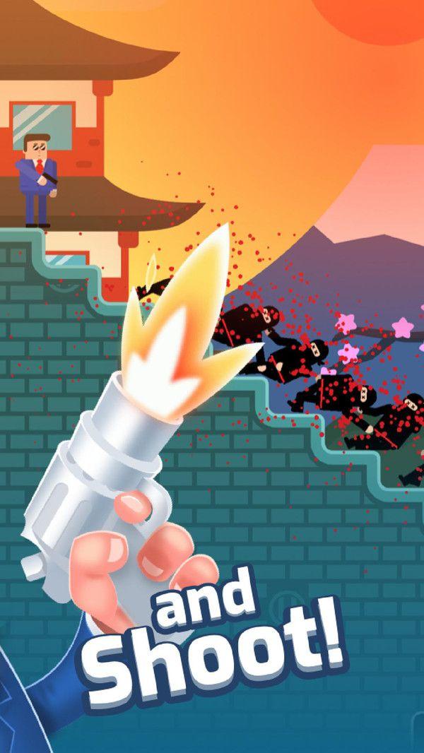 子弹间谍游戏手机版官方下载图2: