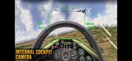 喷气式空袭任务游戏安卓中文版图2: