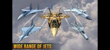 喷气式空袭任务游戏安卓中文版图3:
