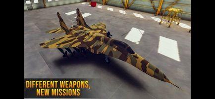 喷气式空袭任务游戏安卓中文版图4: