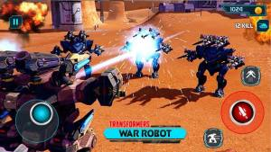 机器人战争变形金刚2破解版图3