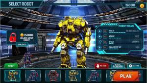 机器人战争变形金刚2破解版图1